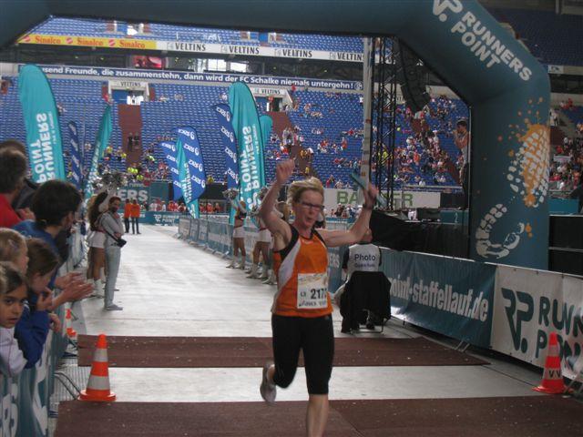 Runners Point Staffel
